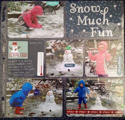 Feb 4 - Snow Much Fun