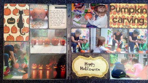 Jan 7 - Pumpkin Carving