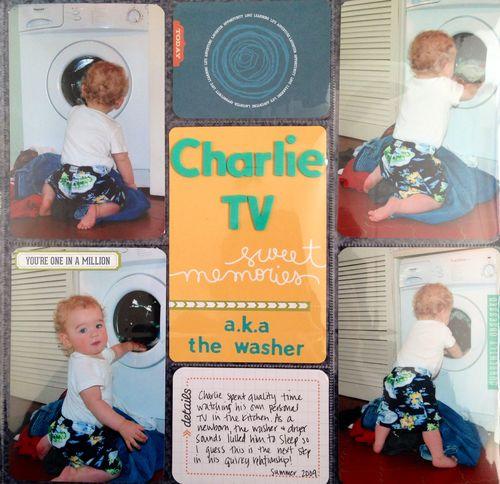 Feb 3 - Charlie TV
