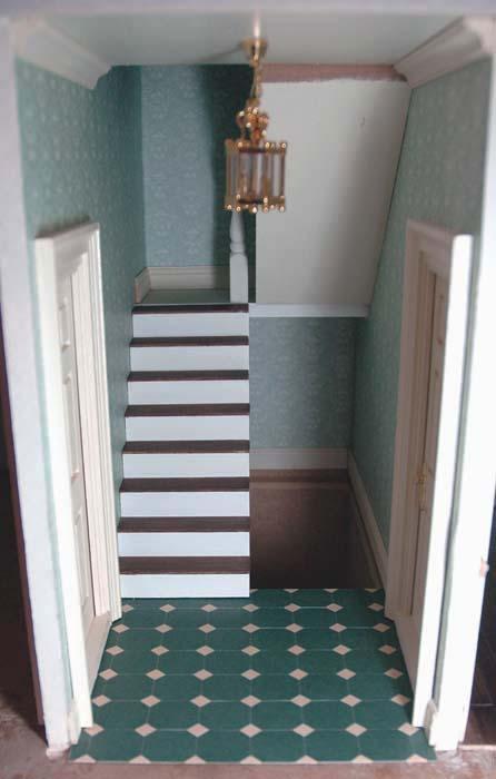 Entrance hall - May 24